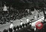 Image of President and Mrs. Franklin D. Roosevelt visiting U.S. Military Academ West Point New York USA, 1934, second 18 stock footage video 65675022615