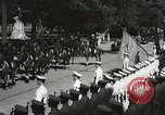 Image of President and Mrs. Franklin D. Roosevelt visiting U.S. Military Academ West Point New York USA, 1934, second 20 stock footage video 65675022615