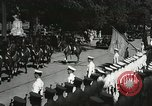 Image of President and Mrs. Franklin D. Roosevelt visiting U.S. Military Academ West Point New York USA, 1934, second 21 stock footage video 65675022615