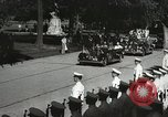Image of President and Mrs. Franklin D. Roosevelt visiting U.S. Military Academ West Point New York USA, 1934, second 26 stock footage video 65675022615