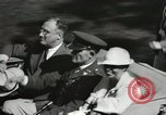 Image of President and Mrs. Franklin D. Roosevelt visiting U.S. Military Academ West Point New York USA, 1934, second 29 stock footage video 65675022615