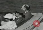 Image of President and Mrs. Franklin D. Roosevelt visiting U.S. Military Academ West Point New York USA, 1934, second 31 stock footage video 65675022615