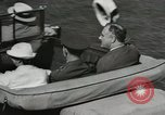 Image of President and Mrs. Franklin D. Roosevelt visiting U.S. Military Academ West Point New York USA, 1934, second 32 stock footage video 65675022615