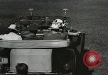 Image of President and Mrs. Franklin D. Roosevelt visiting U.S. Military Academ West Point New York USA, 1934, second 35 stock footage video 65675022615