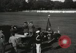 Image of President and Mrs. Franklin D. Roosevelt visiting U.S. Military Academ West Point New York USA, 1934, second 37 stock footage video 65675022615