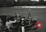 Image of President and Mrs. Franklin D. Roosevelt visiting U.S. Military Academ West Point New York USA, 1934, second 39 stock footage video 65675022615