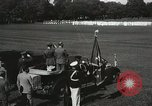 Image of President and Mrs. Franklin D. Roosevelt visiting U.S. Military Academ West Point New York USA, 1934, second 40 stock footage video 65675022615
