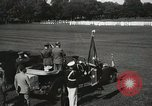 Image of President and Mrs. Franklin D. Roosevelt visiting U.S. Military Academ West Point New York USA, 1934, second 41 stock footage video 65675022615