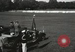Image of President and Mrs. Franklin D. Roosevelt visiting U.S. Military Academ West Point New York USA, 1934, second 44 stock footage video 65675022615