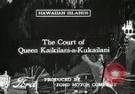 Image of Cultural show Hawaii USA, 1916, second 5 stock footage video 65675022620