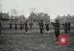Image of US Army Soldiers butts rifle training United States USA, 1916, second 4 stock footage video 65675022630