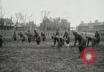 Image of US Army Soldiers butts rifle training United States USA, 1916, second 11 stock footage video 65675022630