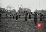 Image of US Army Soldiers butts rifle training United States USA, 1916, second 12 stock footage video 65675022630