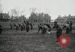 Image of US Army Soldiers butts rifle training United States USA, 1916, second 13 stock footage video 65675022630