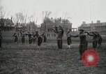 Image of US Army Soldiers butts rifle training United States USA, 1916, second 14 stock footage video 65675022630