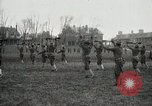 Image of US Army Soldiers butts rifle training United States USA, 1916, second 16 stock footage video 65675022630