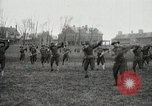 Image of US Army Soldiers butts rifle training United States USA, 1916, second 17 stock footage video 65675022630