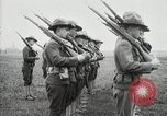 Image of US Army soldiers Manual of Arms training United States USA, 1916, second 13 stock footage video 65675022631