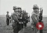 Image of US Army soldiers Manual of Arms training United States USA, 1916, second 17 stock footage video 65675022631