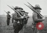 Image of US Army soldiers Manual of Arms training United States USA, 1916, second 19 stock footage video 65675022631
