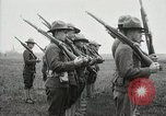 Image of US Army soldiers Manual of Arms training United States USA, 1916, second 20 stock footage video 65675022631