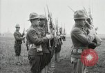 Image of US Army soldiers Manual of Arms training United States USA, 1916, second 21 stock footage video 65675022631