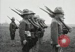 Image of US Army soldiers Manual of Arms training United States USA, 1916, second 22 stock footage video 65675022631