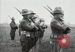 Image of US Army soldiers Manual of Arms training United States USA, 1916, second 23 stock footage video 65675022631