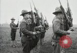 Image of US Army soldiers Manual of Arms training United States USA, 1916, second 24 stock footage video 65675022631
