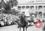 Image of Historical parade Hawaii USA, 1916, second 3 stock footage video 65675022635