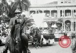 Image of Historical parade Hawaii USA, 1916, second 5 stock footage video 65675022635