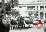 Image of Historical parade Hawaii USA, 1916, second 6 stock footage video 65675022635