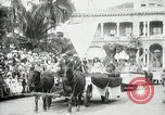 Image of Historical parade Hawaii USA, 1916, second 7 stock footage video 65675022635