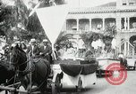 Image of Historical parade Hawaii USA, 1916, second 10 stock footage video 65675022635