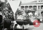 Image of Historical parade Hawaii USA, 1916, second 11 stock footage video 65675022635