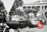 Image of Historical parade Hawaii USA, 1916, second 13 stock footage video 65675022635