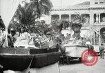 Image of Historical parade Hawaii USA, 1916, second 14 stock footage video 65675022635