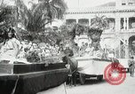 Image of Historical parade Hawaii USA, 1916, second 15 stock footage video 65675022635