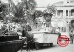 Image of Historical parade Hawaii USA, 1916, second 17 stock footage video 65675022635