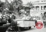 Image of Historical parade Hawaii USA, 1916, second 18 stock footage video 65675022635