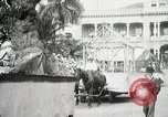 Image of Historical parade Hawaii USA, 1916, second 24 stock footage video 65675022635