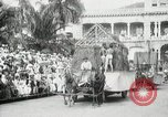 Image of Historical parade Hawaii USA, 1916, second 26 stock footage video 65675022635