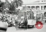 Image of Historical parade Hawaii USA, 1916, second 27 stock footage video 65675022635