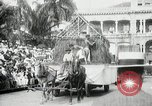 Image of Historical parade Hawaii USA, 1916, second 28 stock footage video 65675022635