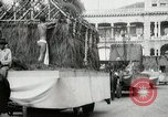 Image of Historical parade Hawaii USA, 1916, second 33 stock footage video 65675022635