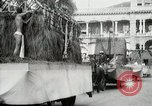 Image of Historical parade Hawaii USA, 1916, second 34 stock footage video 65675022635