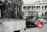 Image of Historical parade Hawaii USA, 1916, second 35 stock footage video 65675022635