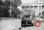 Image of Historical parade Hawaii USA, 1916, second 36 stock footage video 65675022635