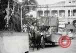 Image of Historical parade Hawaii USA, 1916, second 37 stock footage video 65675022635