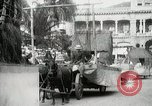 Image of Historical parade Hawaii USA, 1916, second 38 stock footage video 65675022635
